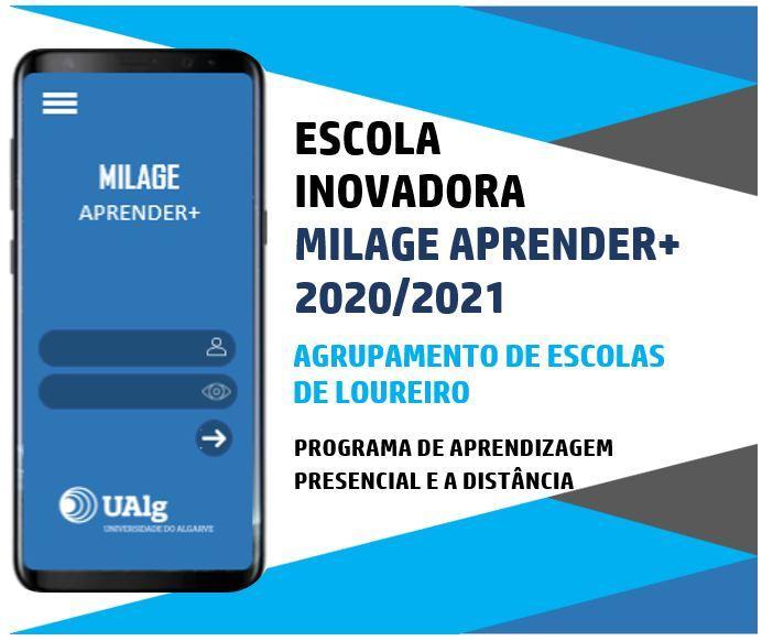 Projeto MILAGE APRENDER+