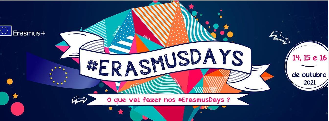 Celebração do ERASMUS DAYS