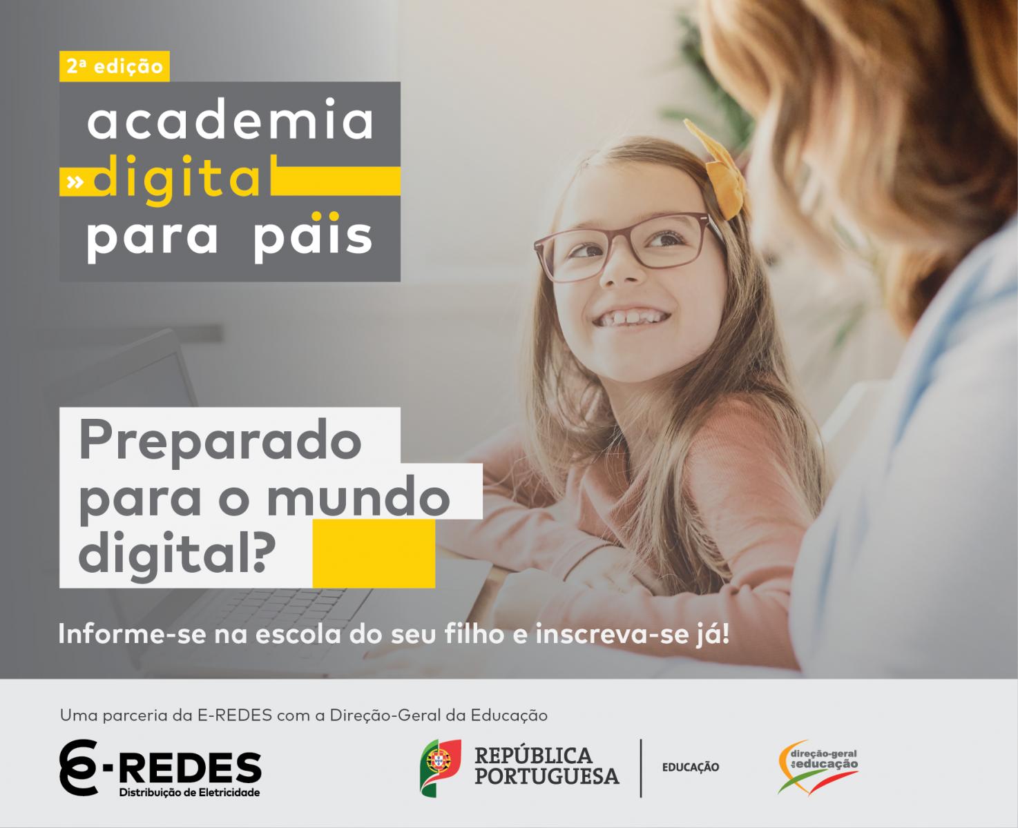 Academia Digital para Pais