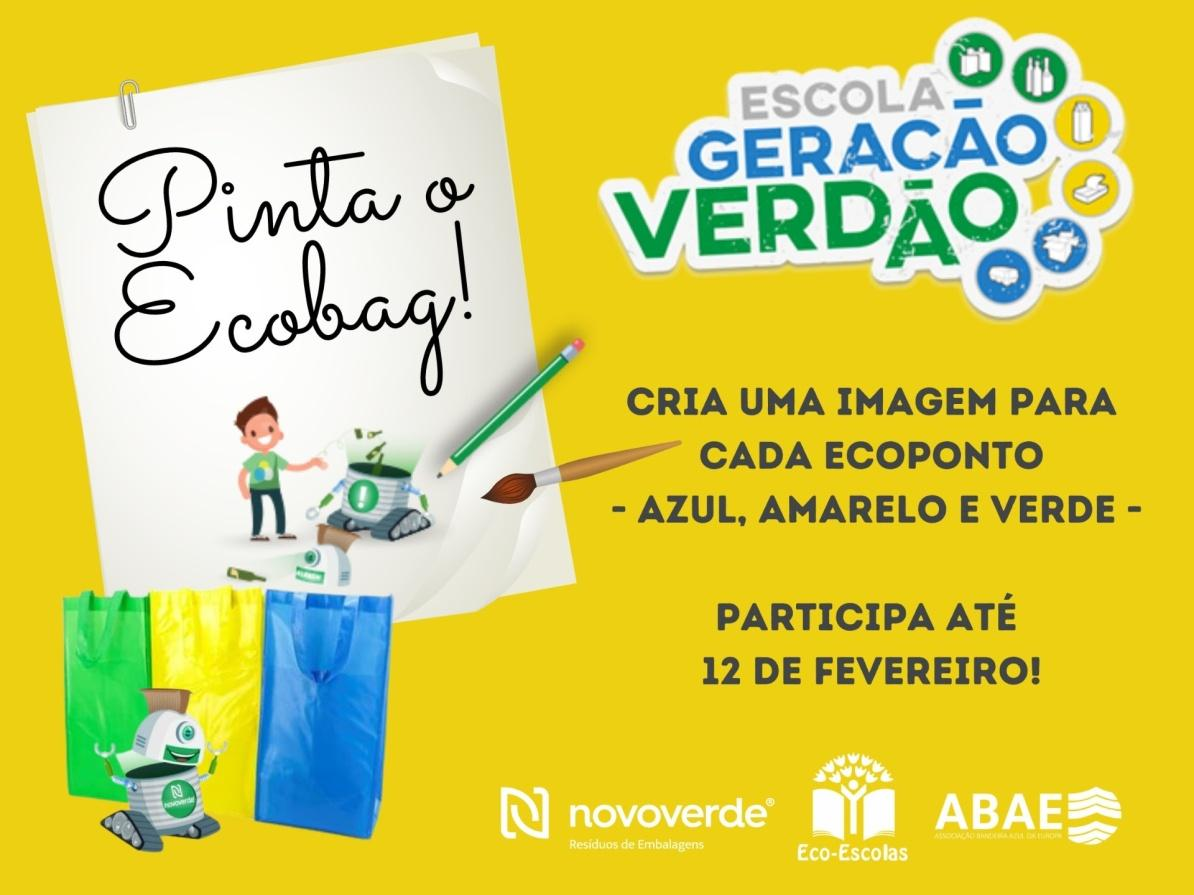 Pinta o EcoBag